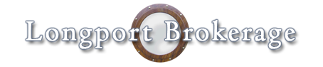 Longport Brokerage - Logo